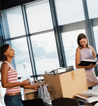 office relocation and corporate moving services